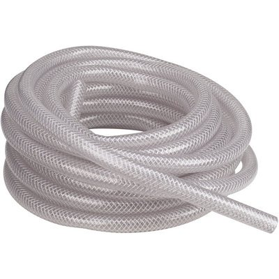 Apache Reinforced Clear Vinyl Tubing - 3/8in. x 25ft., Model# 15010978