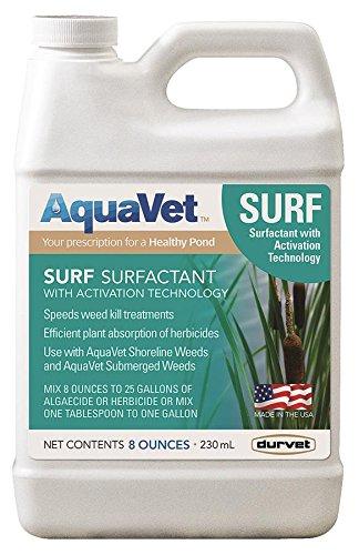 DURVET AQUAVET 023543 Surfactant with Activation Technology, 8 oz